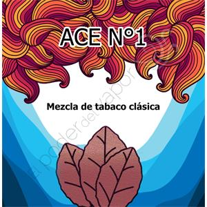 Tabaco Ace 1  by eñe Eliquids TPD 20ml