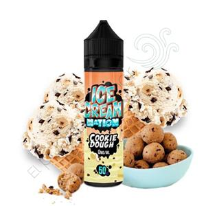 Cookie Dough Ice Cream by Ice Cream Nation TPD 50ml