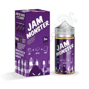 Liquidos 100ml / Jam Monster