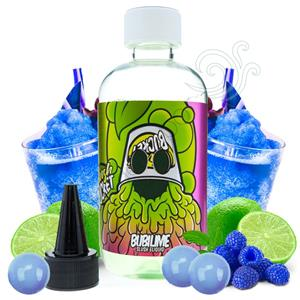 Bubilime Slush  by Joe´s Juice TPD 200ml