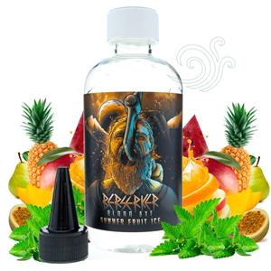 Summer Fruit Ice  by Joe´s Juice TPD 200ml