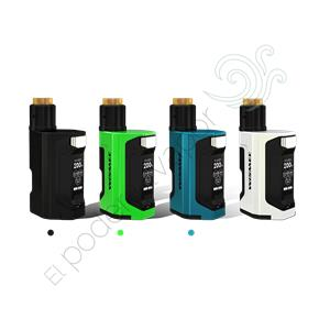Kit Luxotic DF con Guillotine V2 by Wismec