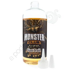 Giant Druid Brownie by Monster Club TPD 450ml