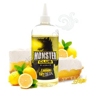 Lemon Tart Zilla by Monster Club TPD 450ml