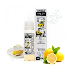 Mr Meringue by Charlie Chalk Dust TPD 50ml