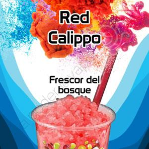 Red Calippo by eñe eliquids TPD 20ml