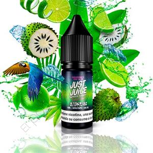 Guanabana & Lime On Ice by Just Juice Nic Salt 10ml