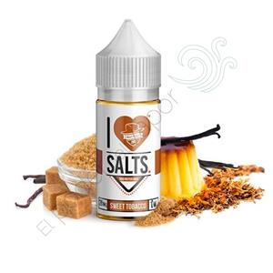 Sweet Tobacco I love Salt by Mad Hatter 20mg 10ml