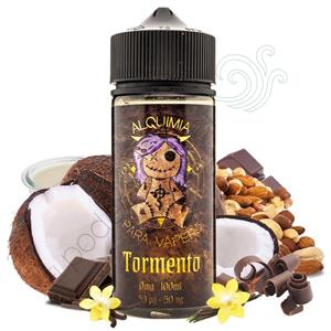 Tormento by Alquimia para Vapers TPD 100ml